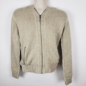 North Face Womens Full Zip Hoodie Size L
